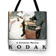 Kodak Advertisement, 1904 Tote Bag