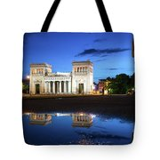 Koenigsplatz - After The Rain Tote Bag