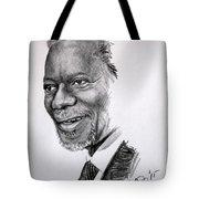 Kofi Anan Tote Bag