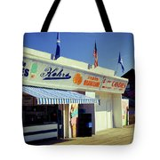 Kohrs Ice Cream Seaside Park Tote Bag
