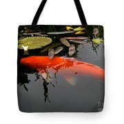 Koi Fish 4 Tote Bag