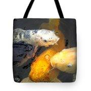 Koi Fish 5 Tote Bag