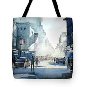 Kolkata City Tote Bag