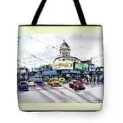 Kolkata Street Tote Bag