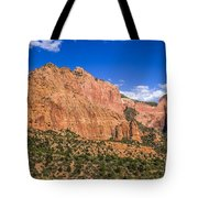 Kolob Canyon Vista Tote Bag