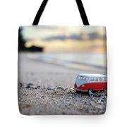 Kombi Beach Tote Bag