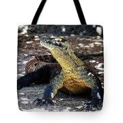 Komodo Dragon Tote Bag