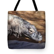 Komodo Kountry Tote Bag