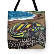 Kona Turtle Tote Bag