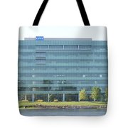 Kone Building Tote Bag