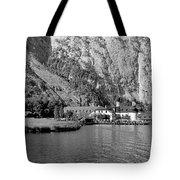 Konigssee Lake And Saint Bartoloma 2 Tote Bag