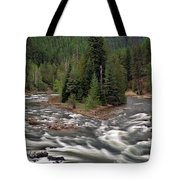 Kootenai River Tote Bag