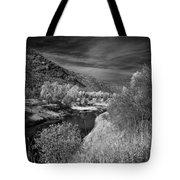Kootenai Wildlife Refuge In Infrared 4 Tote Bag