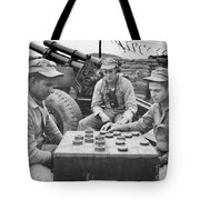 Korean War (1950-1953) Tote Bag