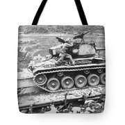 Korean War, 1951 Tote Bag