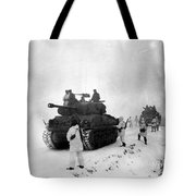 Korean War: Allied Forces Tote Bag