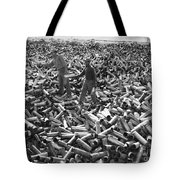 Korean War: Shell Casings Tote Bag