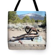 Korean War Veteran Memorial Tote Bag