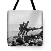 Korean War: Wounded Tote Bag