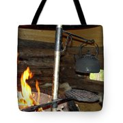 Kota Kitchen In Lapland Tote Bag