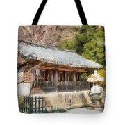 Kotoku-in Temple Tote Bag