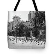 Kotzia Square, Athens Tote Bag