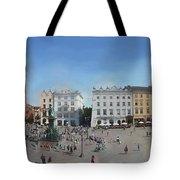 Krakow, Town Square Tote Bag