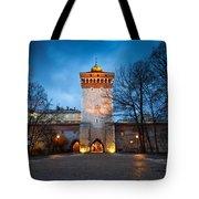 krakow 'X Tote Bag