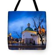 krakow 'XVI Tote Bag