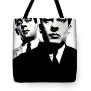 Kray Twins Tote Bag