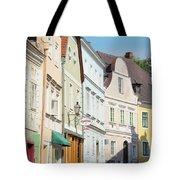 Kreme City Street Tote Bag
