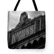 Kress 1929 Tote Bag