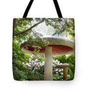 Krider Garden Mushroom Tote Bag