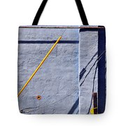 Krishna Blue Tote Bag