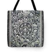 Krishna Leela 3 Tote Bag
