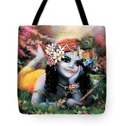 Krishna-sky Boy Tote Bag