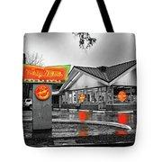 Krispy Kreme Tote Bag by Michael Thomas