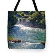 Krka National Park Waterfalls 5 Tote Bag
