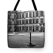 Kronborg Castle Courtyard Tote Bag