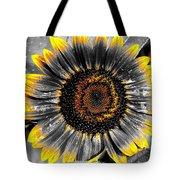 Krypton's Sun Flower Bwy Tote Bag