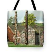 Ksan Historical Village Tote Bag