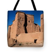 Ksar In The Dades Valley Tote Bag