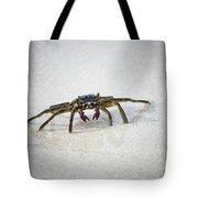 Kua Bay Crab 1 Tote Bag