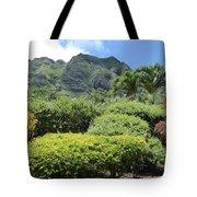 Kualoa Beauty Tote Bag