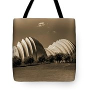 Kauffman Center Of Performing Arts Tote Bag