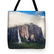 Kukenan Waterfall Tote Bag