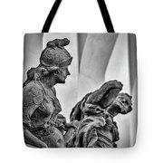 Kuks Statues - Czechia Tote Bag