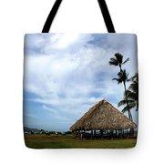Kukulu Hale Kahului Maui Hawaii Panorama Tote Bag