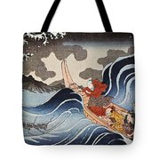 Kuniyoshi: Oban Print Tote Bag