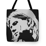 Kurt Cobain Poster Art Tote Bag